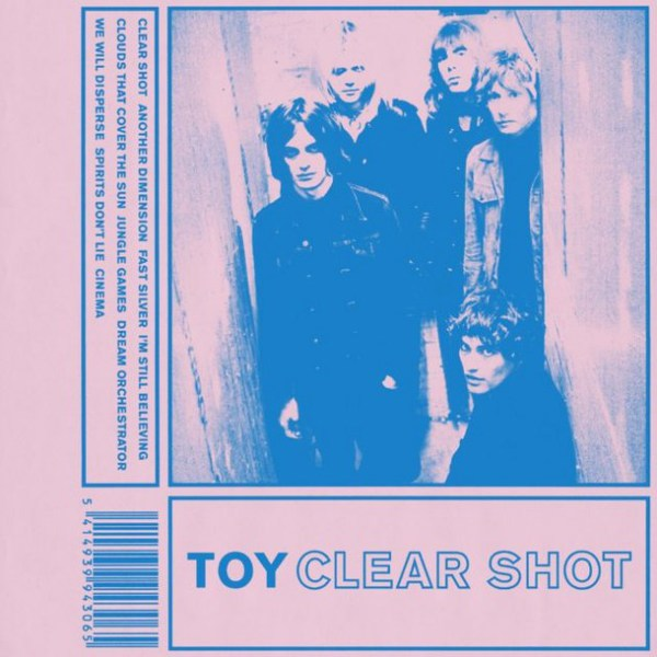 Cover TOY, clear shot