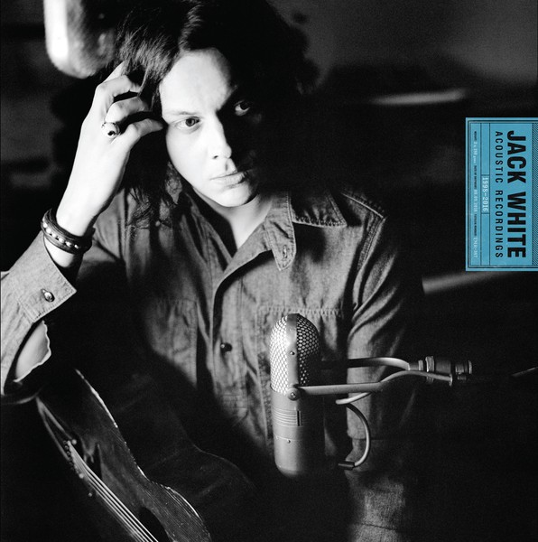 Cover JACK WHITE, acoustic recordings 1998-2016