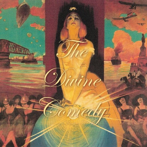 Cover DIVINE COMEDY, foreverland