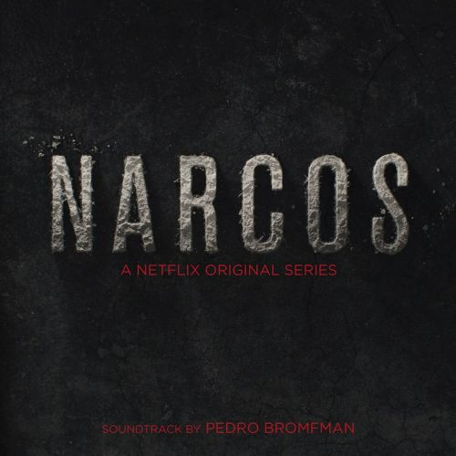 Cover O.S.T. (PEDRO BROMFMAN), narcos