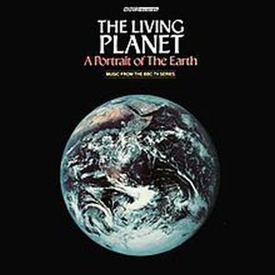 Cover O.S.T. (ELIZABETH PARKER), the living planet