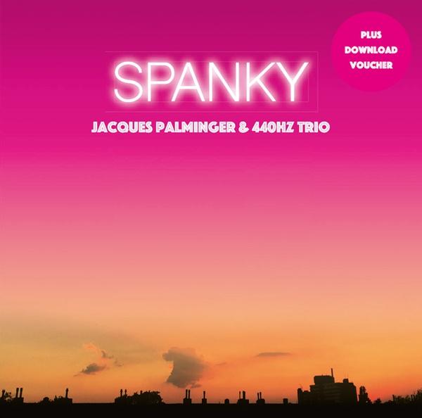JACQUES PALMINGER & 440 HZ TRIO, spanky und seine freunde cover