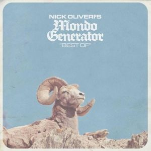 Cover NICK OLIVERI´S MONDO GENERATOR, best of