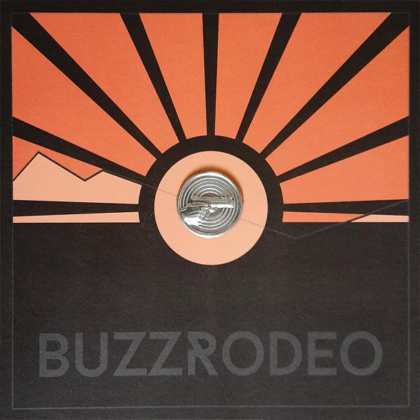 Cover BUZZ RODEO, sports