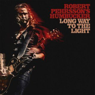 Cover ROBERT PEHRSSON´S HUMBUCKER, long way to the light