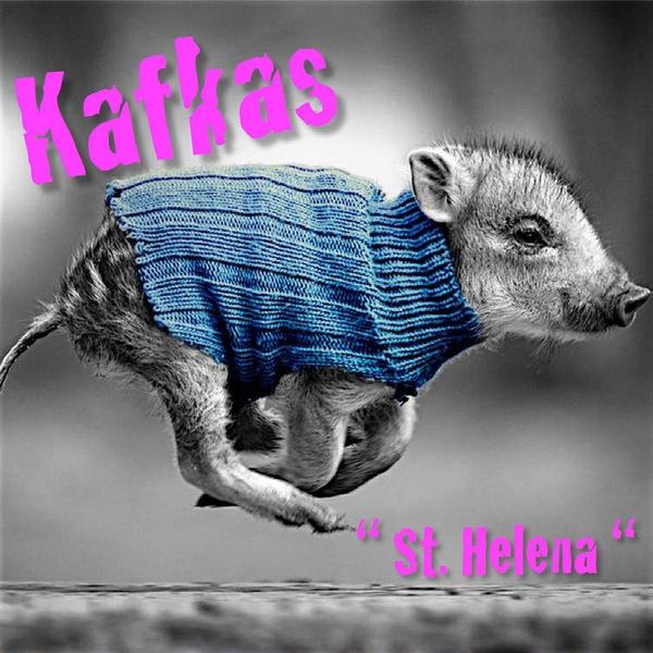 KAFKAS, st. helena cover