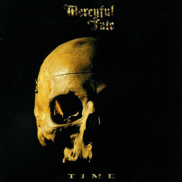 Cover MERCYFUL FATE, time