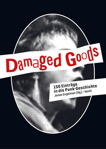 JONAS ENGELMANN, damaged goods cover