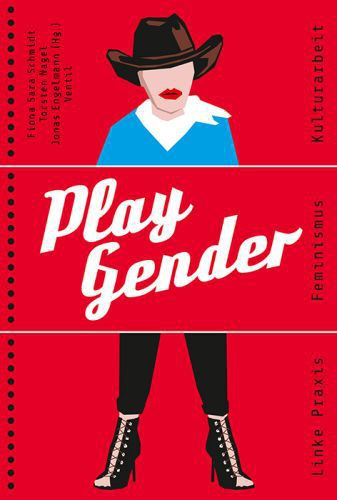 JONAS ENGELMANN, play gender cover