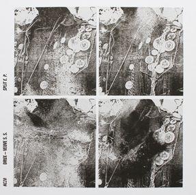 DRUX / VEUVE S.S., split cover
