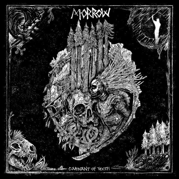 Cover MORROW, covenant of teeth