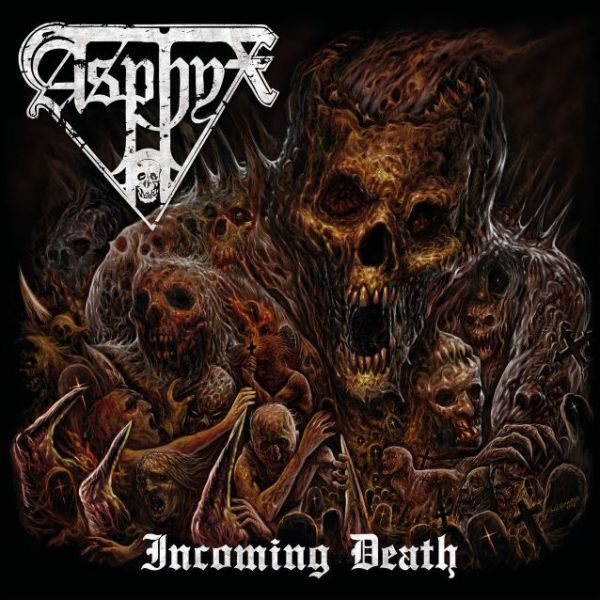 Cover ASPHYX, incoming death