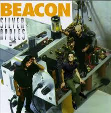Cover SILVER APPLES, beacon
