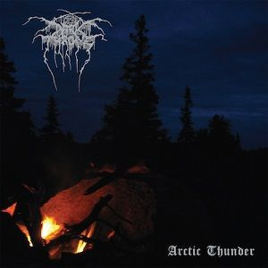 Cover DARKTHRONE, arctic thunder