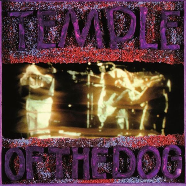 TEMPLE OF THE DOG, s/t cover