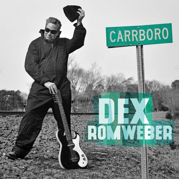 DEX ROMWEBER, carrboro cover
