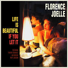 FLORENCE JOELLE, life is beautiful cover