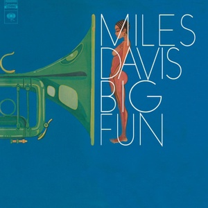 MILES DAVIS, big fun cover