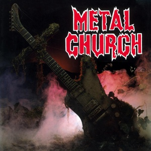 Cover METAL CHURCH, s/t