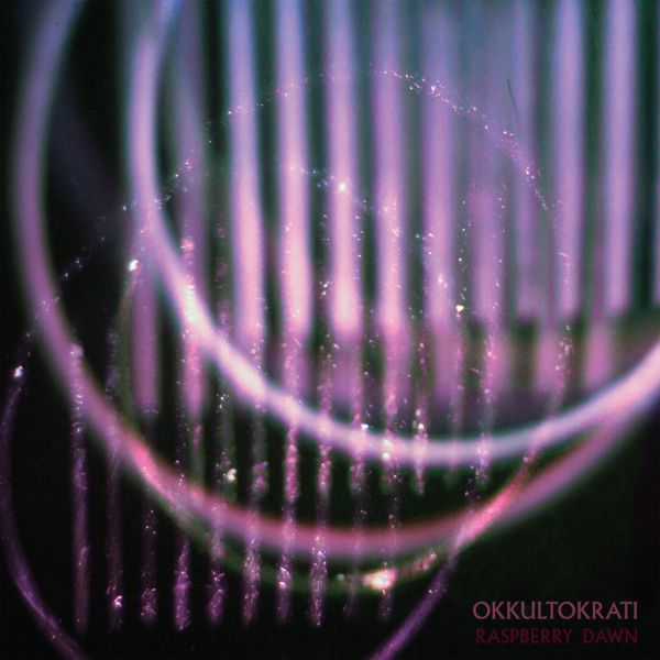 Cover OKKULTOKRATI, raspberry dawn