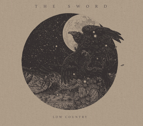 SWORD, low country cover