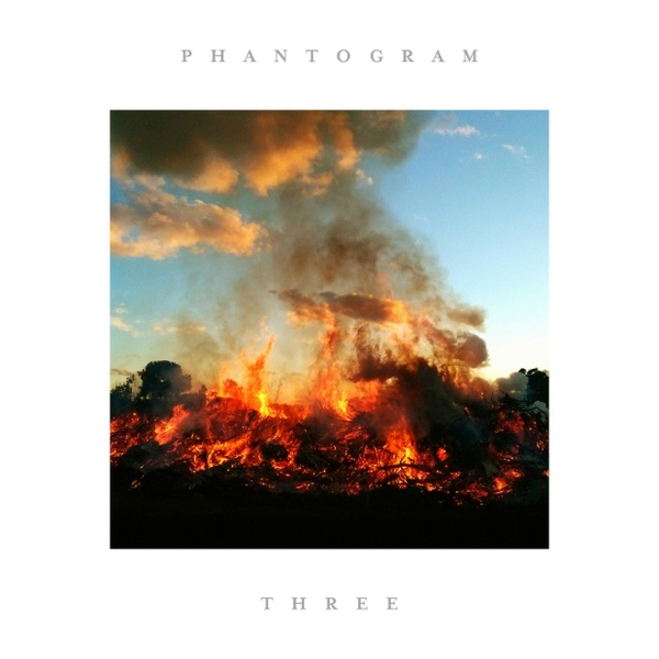 Cover PHANTOGRAM, three