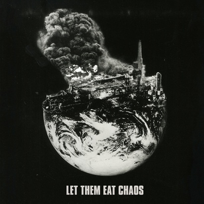 Cover KATE TEMPEST, let them eat chaos