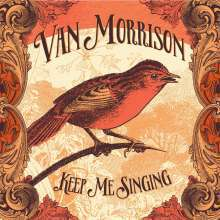 Cover VAN MORRISON, keep me singing