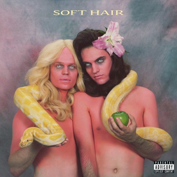 SOFT HAIR, s/t cover