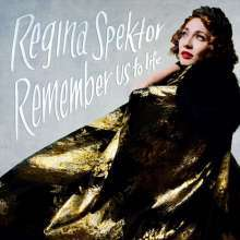 Cover REGINA SPEKTOR, remember us to life