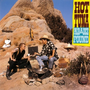 Cover HOT TUNA, pair a dice found