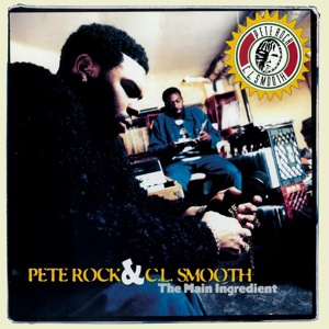 Cover PETE ROCK & C.L.SMOOTH, main ingredient