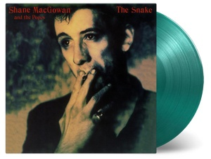 Cover SHANE MACGOWAN & THE POPES, the snake