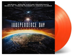Cover O.S.T., independence day resurgence (wander/kloser)