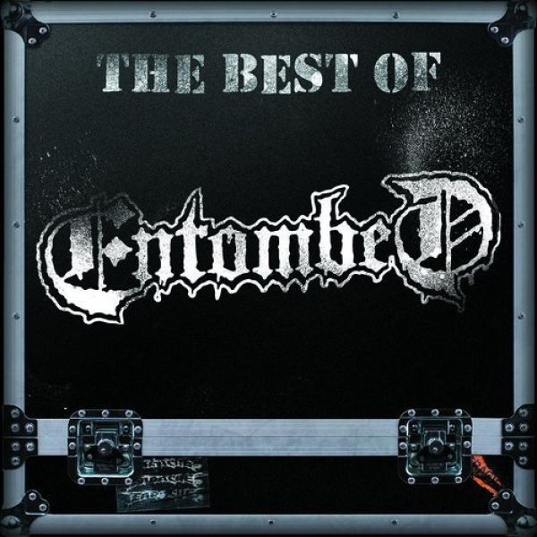 Cover ENTOMBED, the best of entombed