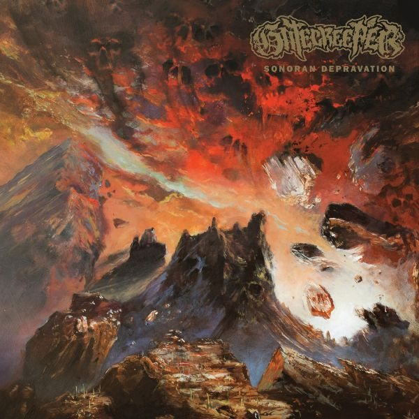 Cover GATECREEPER, sonoran depravation