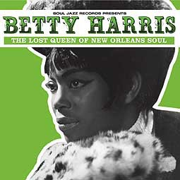 BETTY HARRIS, the lost queen of new orleans soul cover