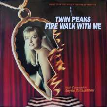 O.S.T./ANGELO BADALAMENTI, twin peaks: fire walk with me cover