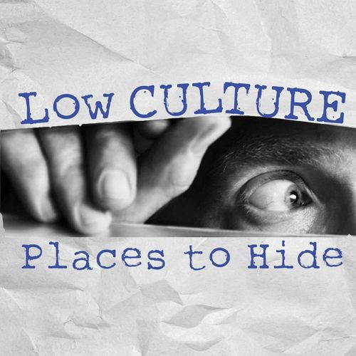 LOW CULTURE, places to hide cover