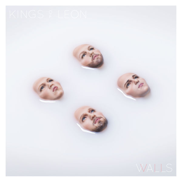 Cover KINGS OF LEON, walls