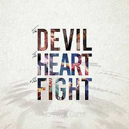 Cover SKINNY LISTER, the devil, the heart & the fight