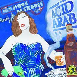 ACID ARAB, musique de france cover