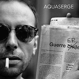 Cover AQUASERGE, guerre ep