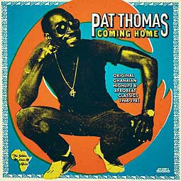PAT THOMAS, coming home (classics 1967-1981) cover
