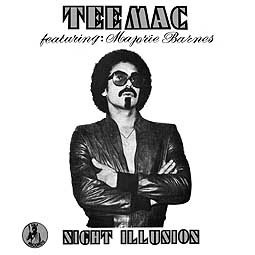 Cover TEE MAC, night illusion (feat. marjorie barnes)