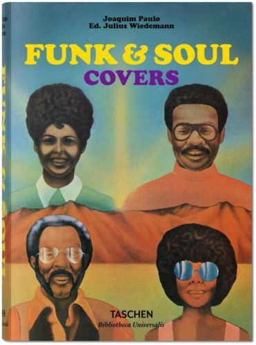 Cover JOAQUIM PAULO, funk & soul covers