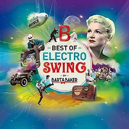 V/A, electro swing - best of cover
