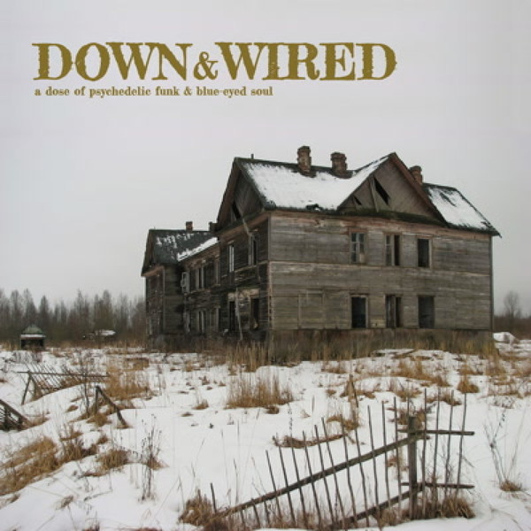 V/A, down & wired 1 cover