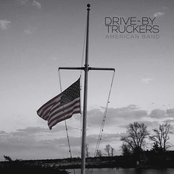 Cover DRIVE BY TRUCKERS, american band