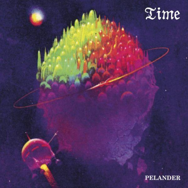 PELANDER, time cover